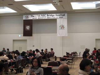 2012NEC大会風景